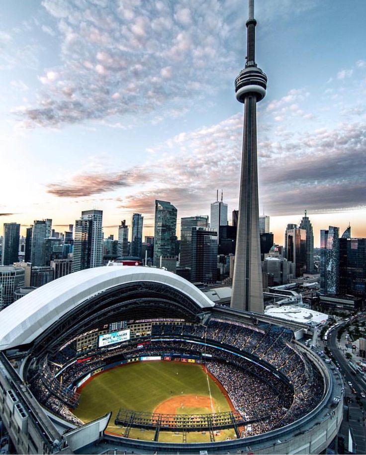 Skydome, Toronto