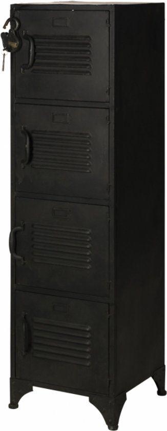 Kledinglocker slot