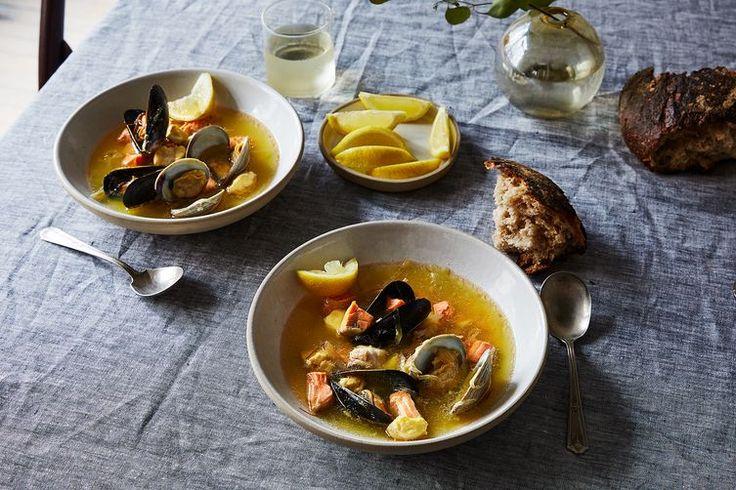 Seafood Bouillabaisse recipe on Food52
