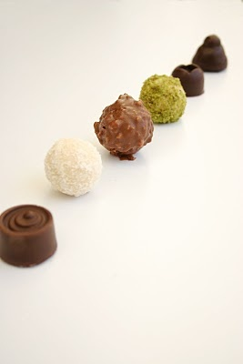 Cioccolatini Simil Rocher