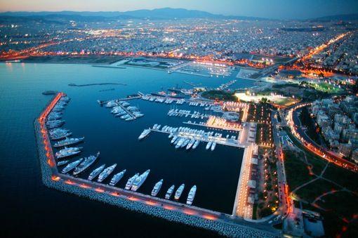 Flisvos Marine. Source:©Athens Tourism and Economic Development Company (ATEDCo)