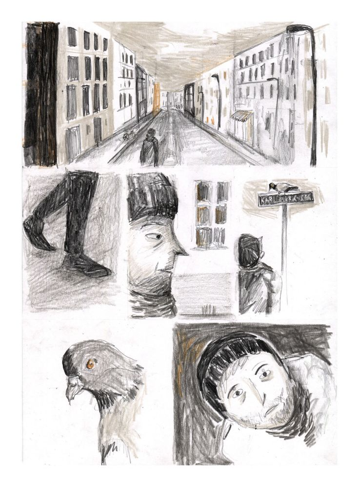 #illustration #comic #pencil #12hcomic