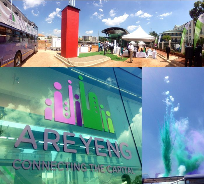 TRT 'A Re Yeng' Station