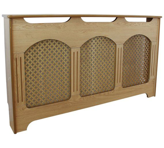Buy Collection Winterfold Large Radiator Cover - Oak Effect at Argos.co.uk - Your Online Shop for Radiator covers, Home furnishings, Home and garden.