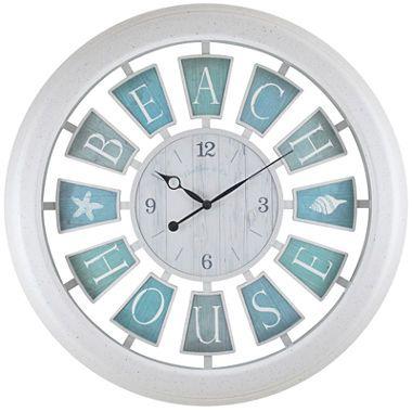 Jcpenney.com | FirsTime® Beach House Wall Clock