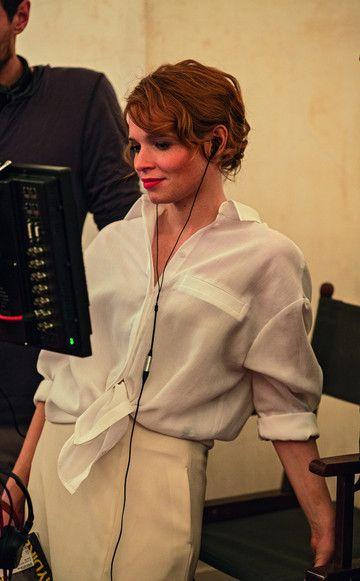 """Karoline Herfurth führte bei """"SMS für dich"""" erstmals Regie – und übernahm gleichzeitig die weibliche Hauptrolle."""