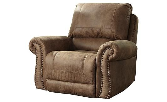 Larkinhurst - Earth Rocker Recliner Ashley Furniture. Recliners yes we have plenty all shapes and colors.