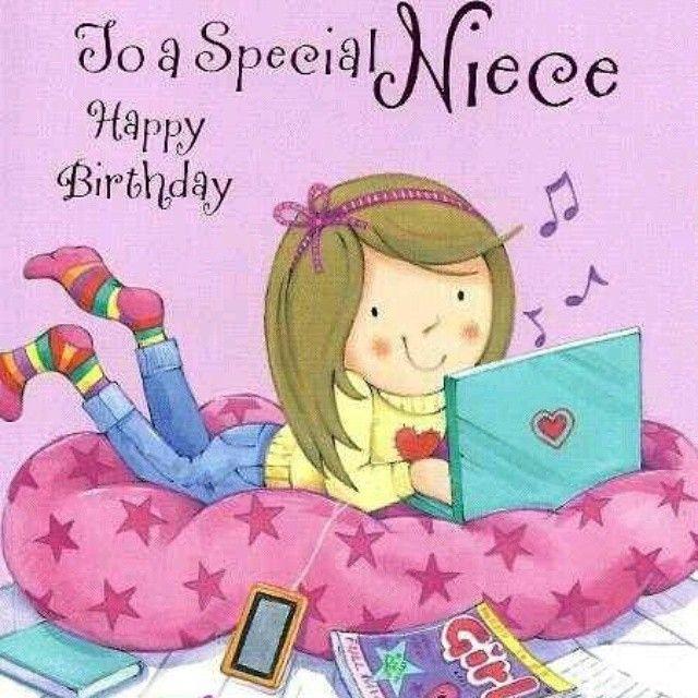 Happy Birthday Niece Images For Fb ~ Happy birthday beautiful niece of mine xx birthdays