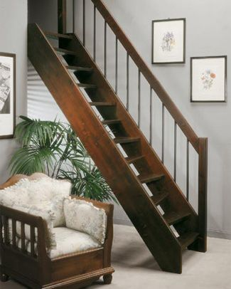 staircase for small space