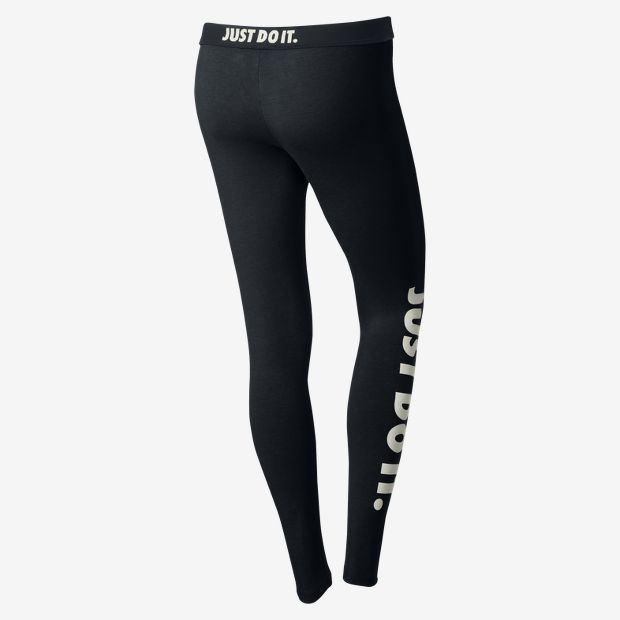nike just do it leg a see women 39 s tights fitness. Black Bedroom Furniture Sets. Home Design Ideas