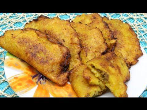 Empanadas de Platanos Maduros en Español! - YouTube