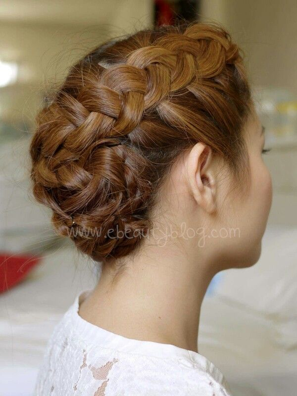 braided wedding hair styles 17 best images about 10 updos that incorporate braids on 8175