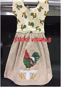202 best Kitchen Towels Hanging Embroidered images on Pinterest ...