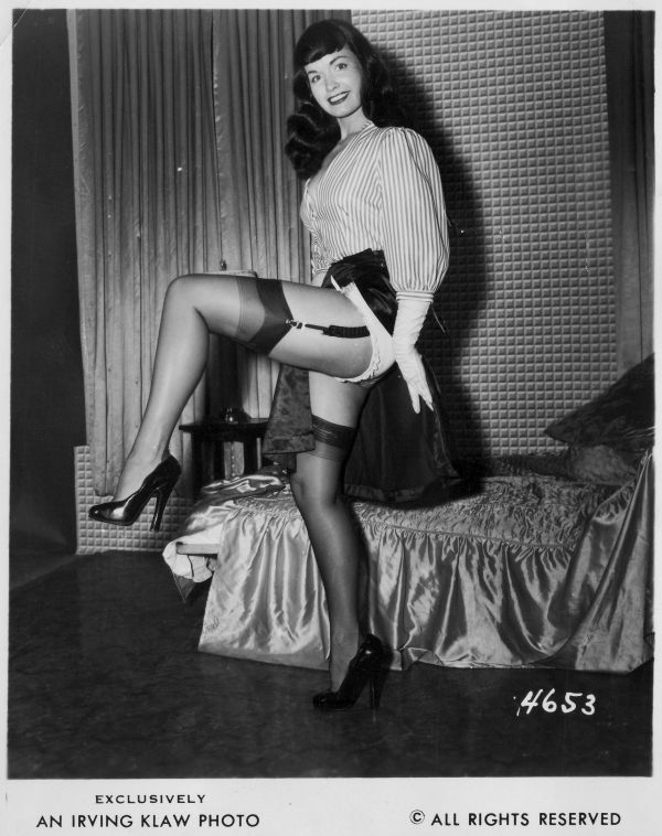 44 Best If You Like Bettie Page Images On Pinterest