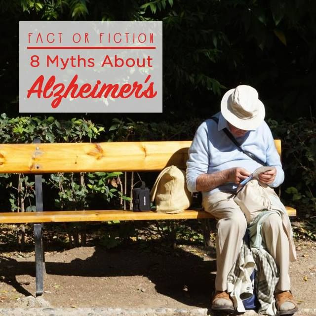 With Alzheimer's being very prevalent in the community, it is important to know what is the truth and what is fiction about the disease. Here are eight myths to be mindful of, just click on the picture.