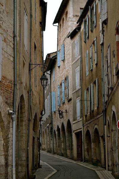 Cahors, Midi-Pyrénées UNUSUAL VIEW POINT