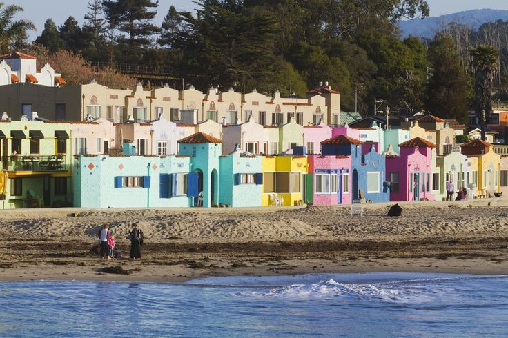 Capitola, Californiam- 40 small towns in the USA you've likely not heard of but should visit