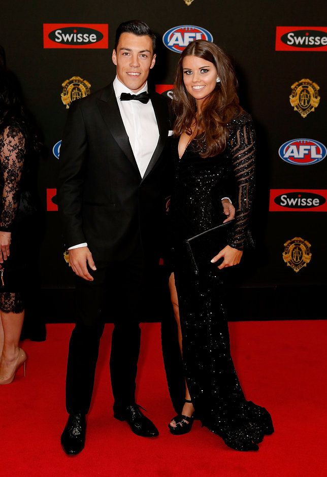 Dylan Shiel, GWS in our Comino Black Tux