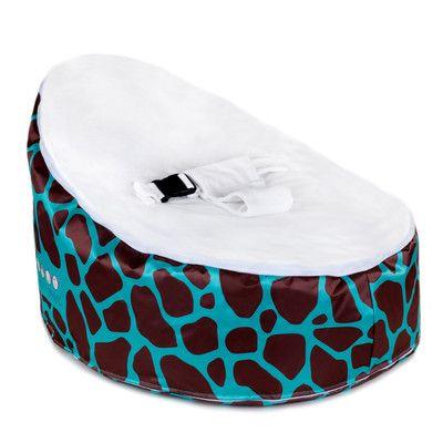 Snugglish Bean Bag Kids Faux Leather; Velvet Novelty Chair Upholstery: Teal / White - http://delanico.com/bean-bag-chairs/snugglish-bean-bag-kids-faux-leather-velvet-novelty-chair-upholstery-teal-white-641297609/