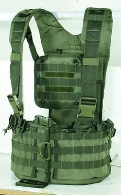 Vests 36284: Voodoo Tactical Chest Rig Adjustable Od Green -> BUY IT NOW ONLY: $67.95 on eBay!