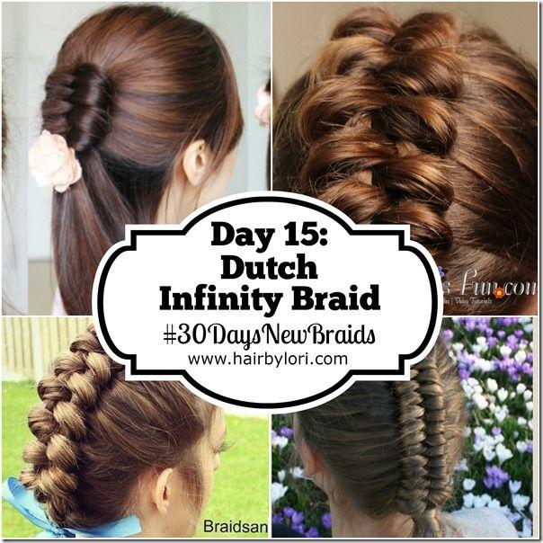Day 15 - Dutch Infinity Braid