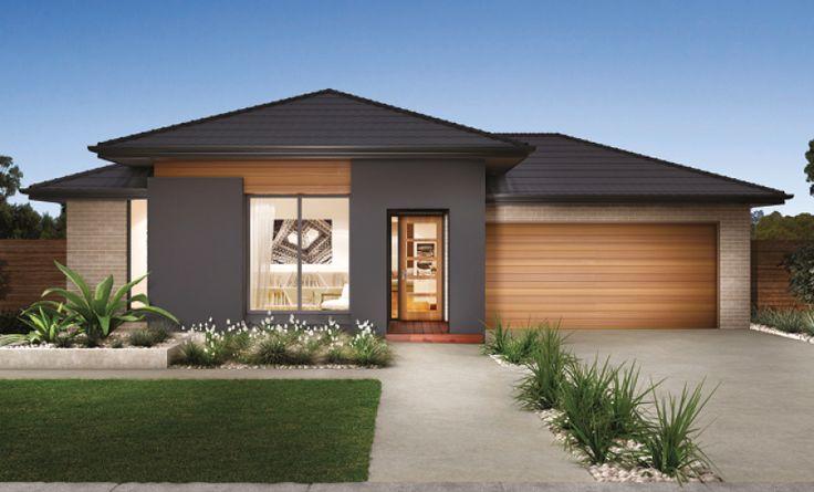 103 best garden images on pinterest landscaping small for Modern home designs under 200k