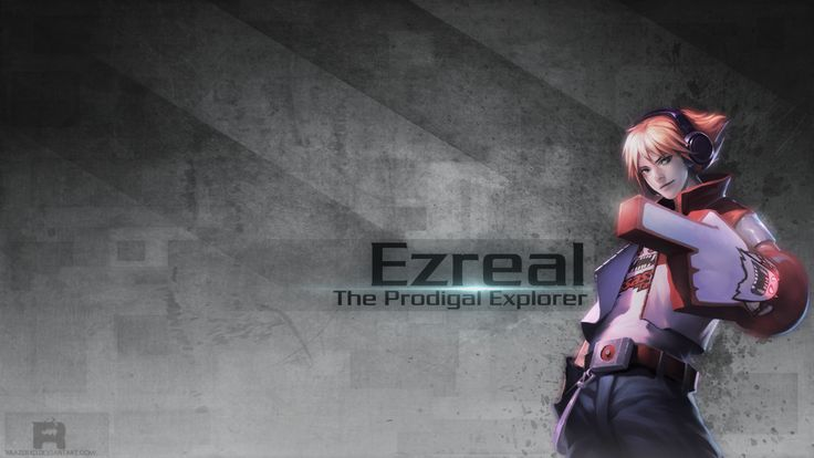 LoL - Taipei Assassins Ezreal Wallpaper by xRazerxD.deviantart.com on @deviantART