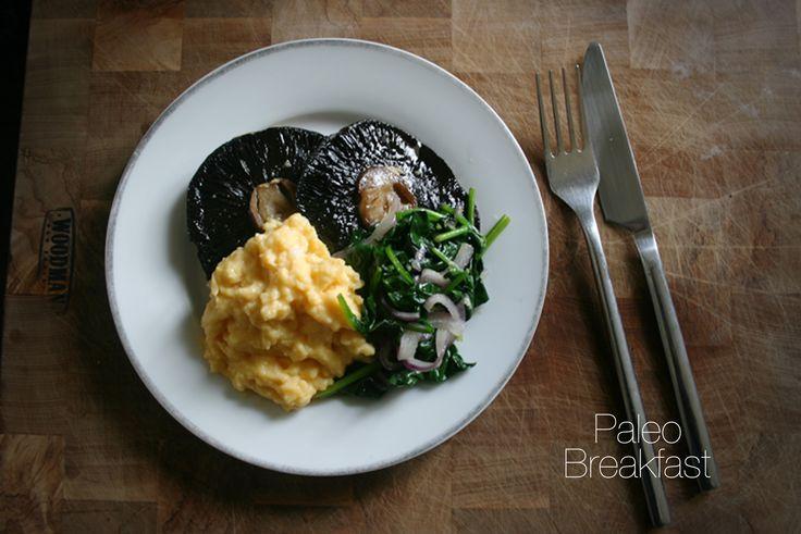 Paleo Breakfast - Find my recipe at www.facebook.com/budgethealth and www.healthyeatingonastudentbudget.wordpress.com