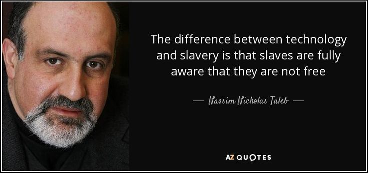 Nassim Nicholas Taleb quote: The difference between technology and ...
