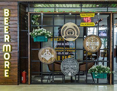 "Check out new work on my @Behance portfolio: ""Beer Cafe - Saket"" http://be.net/gallery/51225771/Beer-Cafe-Saket"