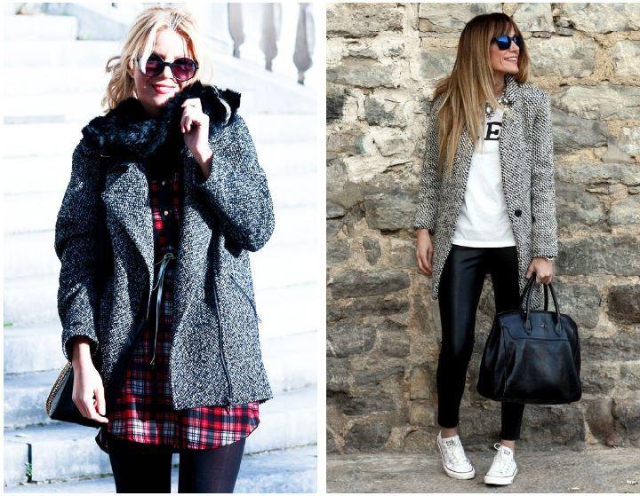 2015 Kış modası 17 tüvit ceket ve kaban modeli