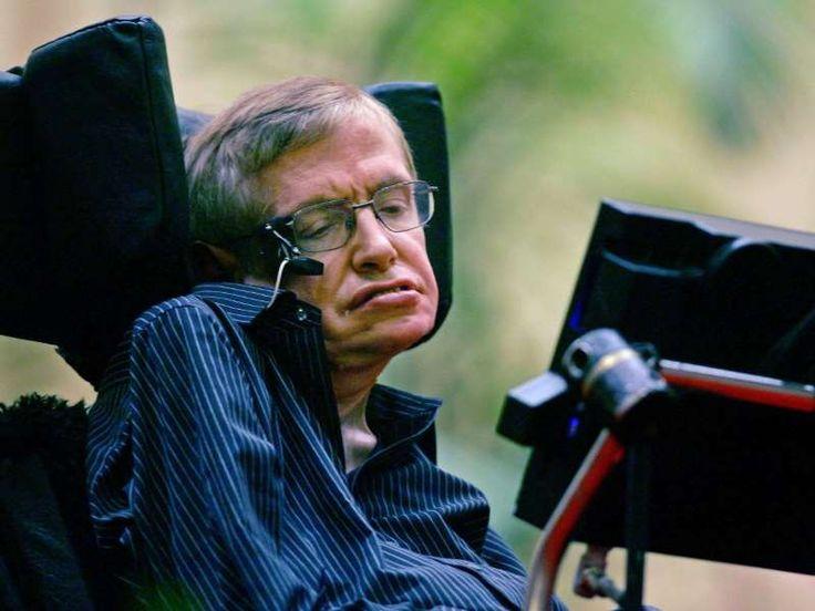 Ο Stephen Hawking μιλάει από καρδιάς σε όσους υποφέρουν από κατάθλιψη