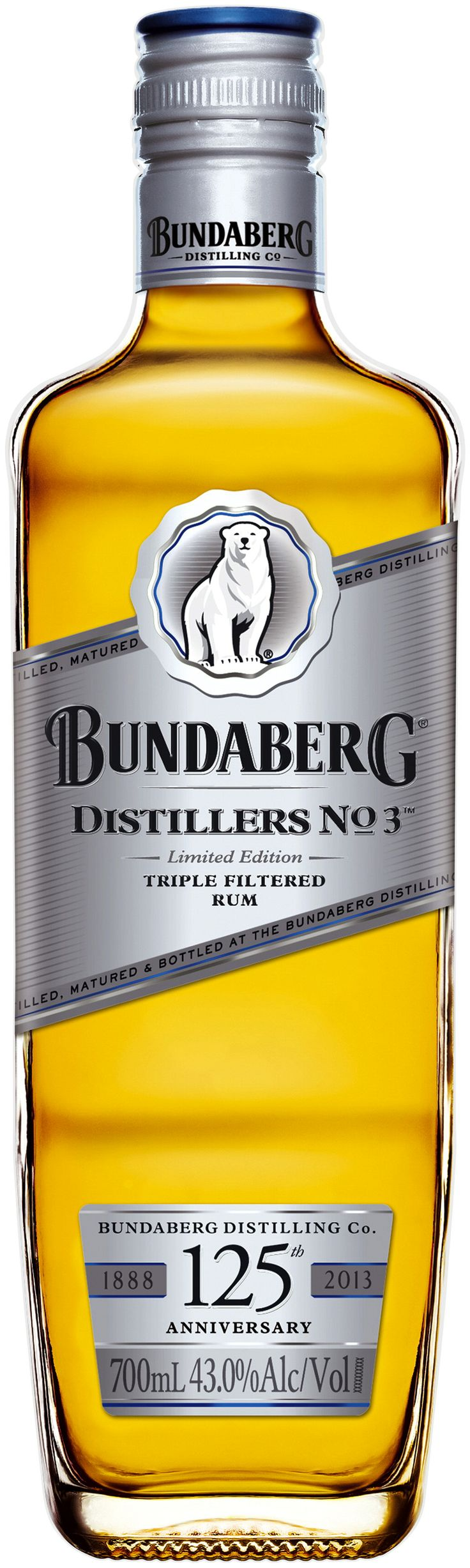 RUM! Have you savoured a bottle of the Bundaberg Rum Distillers No 3? Its celebrating the 125th Anniversary of Bundaberg Rum! (And we are sure in a few years time, collectors will be searching for this!)