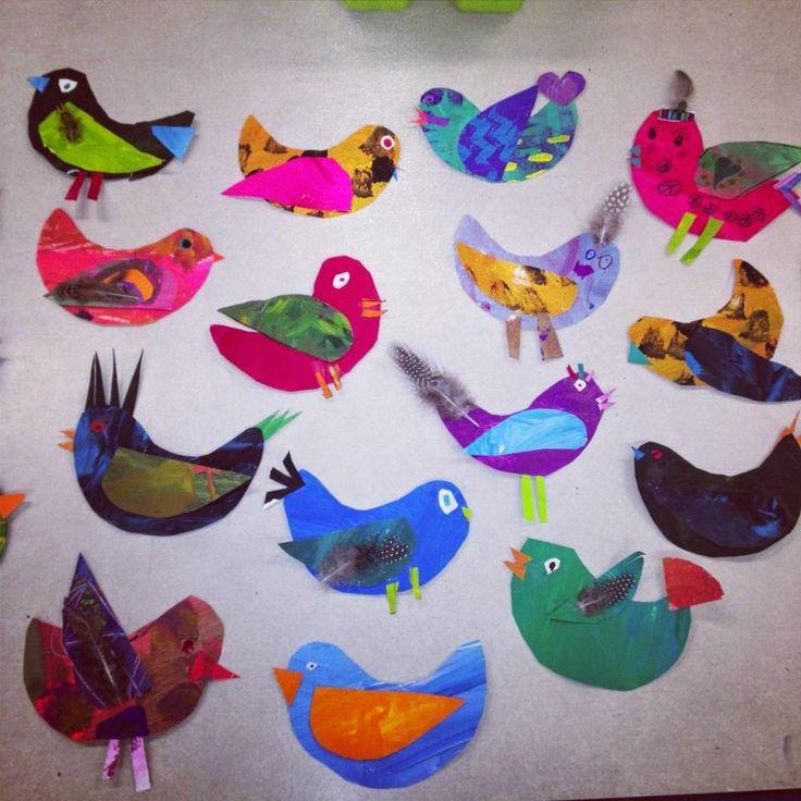 spring art activities for 2nd graders   spring art