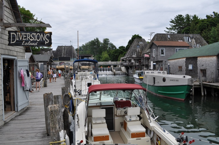 105 best leland michigan images on pinterest leland for Fish town usa