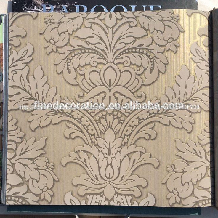 17 mejores ideas sobre textura de papel tapiz en pinterest - Papel de pared moderno ...