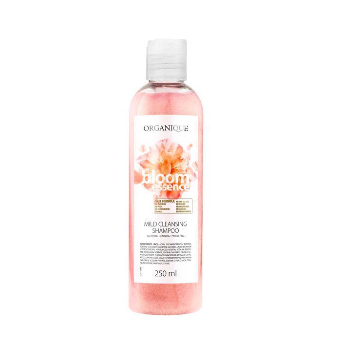 Łagodny szampon oczyszczający