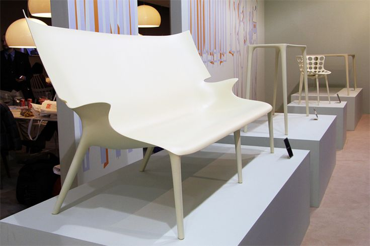 Salone 2013   Philippe starck: aunts + uncles for kartell   Post by Designboom