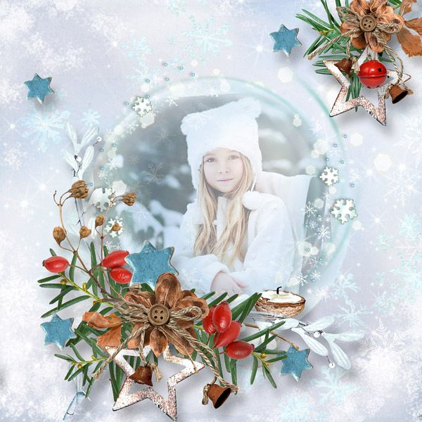 """""""Warm Frost"""" by Misi Scrap"""