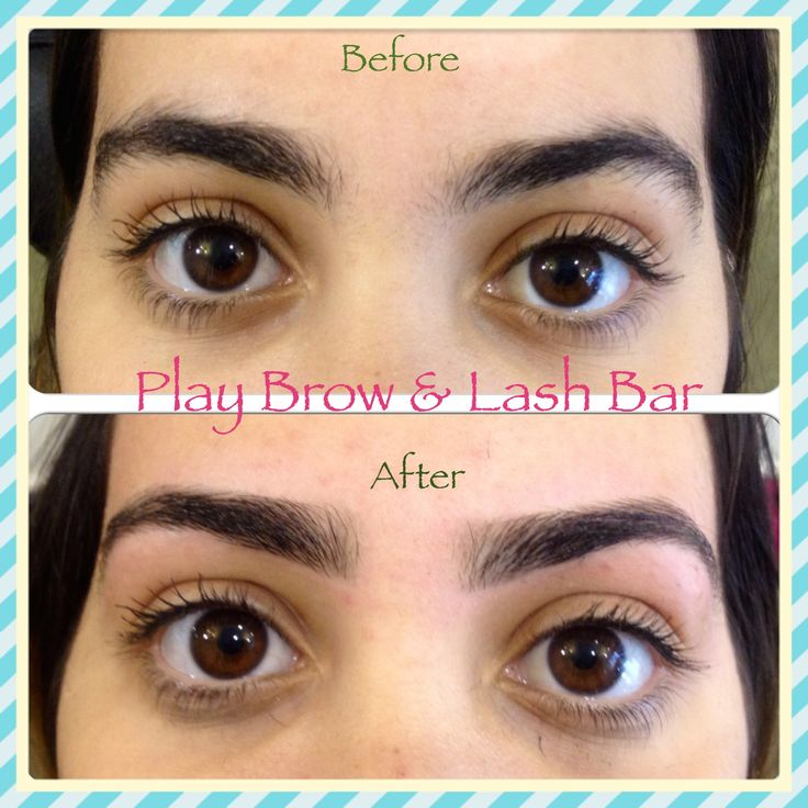 1000+ images about BEFORE AND AFTER FACE & EYEBROW ...