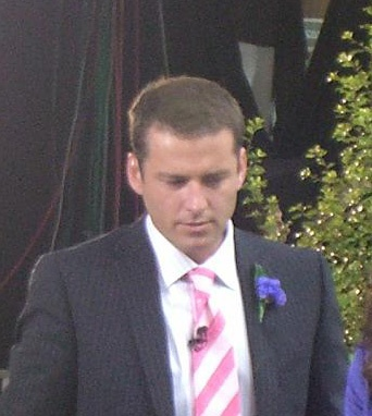 """Australian Birthday Today, Karl Stefanovic (born 12 August 1974, Rockhampton, Queensland) is an television presenter.    - Stefanovic is currently a co-host of the Nine Network's breakfast program, Today.   - Received a Queensland Media Award for Best News Coverage for his report on the Childers backpacker hostel fire in 2000........ FOR MORE info click on this photo - when in facebook click """"like"""" then go to photos.    https://www.facebook.com/ALLdownunder"""