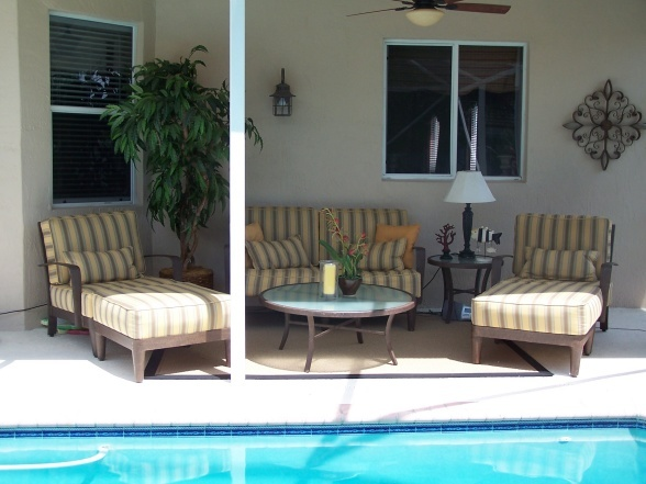Image Detail For  Pool Patio, Floridas Screened In Patios All Look The Same  But