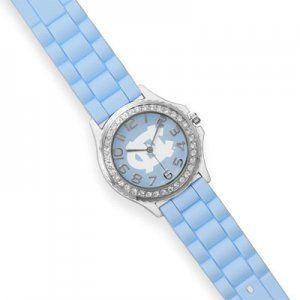 Women's University of North Carolina Officially Licensed Collegiate Fashion Watch