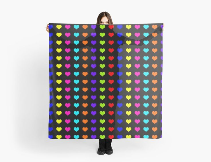 20% OFFsitewide. Use code FIRSTPLACE20. Colorful Neon Hearts pattern Scarf by Scar Design.  #valentinesdaygifts #valentines #valentinesday #scarf #sale #sales #deals #discount #scarves #womensfashion #womensstyle #colorful #heart #life #love #living #style #redbubble #teen #kidsgifts #teengifts #love #online #shopping #style #awesome #cool #family #popular #art #design #popart #gifts #giftsforher #fashion #39 #giftideas