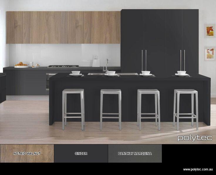 32 Best Polytec Online Designer Images On Pinterest  Bathroom Beauteous Design Own Kitchen Online Inspiration Design
