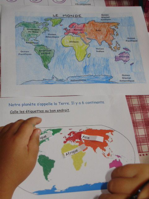 Site en français avec des fiches à imprimer