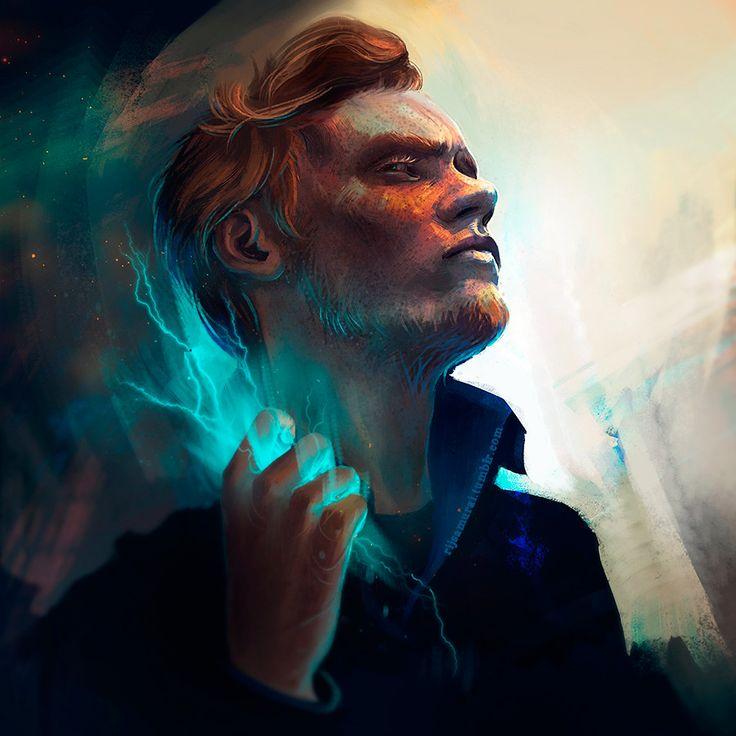 Auror Ron Weasley wow