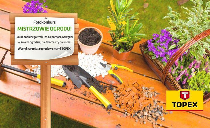 Konkurs na najładniejszy ogród, działkę lub balkon