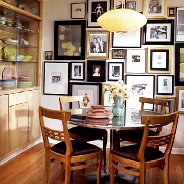 Here's how to do it with style -- without big framing costs.