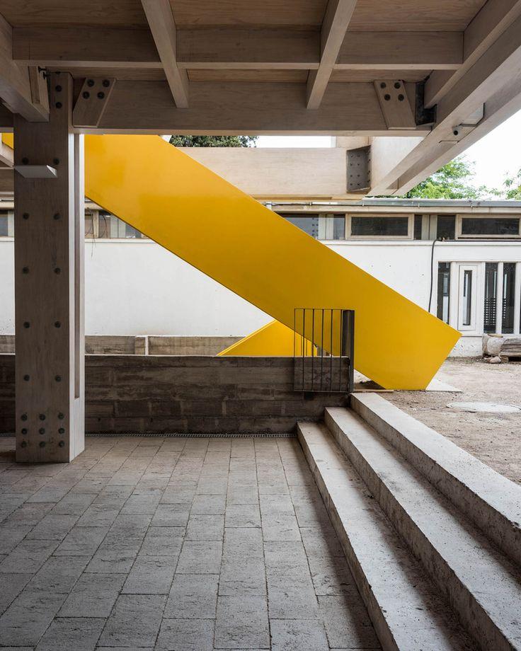 Gallery of UC Architecture School Building / Gonzalo Claro - 15